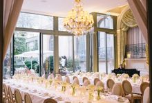 A Ritz Paris black tie wedding by Dorothée Le Goater Events