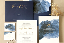 Puspita & Data by Dot & Line Designs