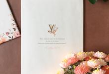 Yanuar & Violita by Dot & Line Designs
