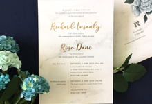 Richard & Rose by Dot & Line Designs