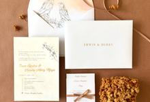Erwin & Merry by Dot & Line Designs