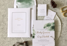 Hendry & Cory by Dot & Line Designs