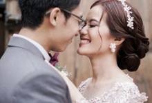 Wedding Planner for Jovi & Febe by Double Happiness Wedding Organizer