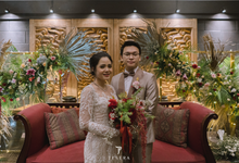 Wedding Planning & Decoration for Andra & Dylan by Double You Wedding