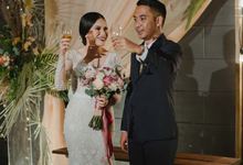 The Wedding if Priscila & Rangga  by Double You Wedding