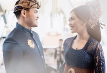 Sarah & Vinu in Balinese Tradition  by Double You Wedding
