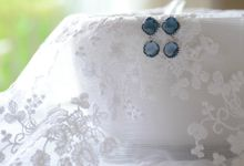 Bridal Jewelry by Harper and honey