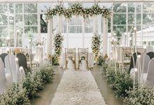 The Wedding of Daniel & Pamela by Elior Design