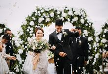 The Wedding of Joan & Nuel by Bali Eve Wedding & Event Planner