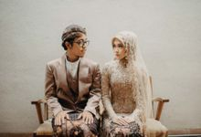 Elang & Vita Wedding Reception by Dhika by MA Fotografia
