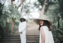 The Pre Wedding of  Boo & Ammy by Amorphoto