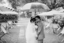 The Wedding of  Bertha & Nando by Amorphoto