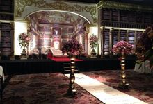 Marvin & Elsa Wedding At Fairmont Hotel by Kana Entertainment