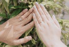 Engagement - Dian & Rofiq by Loka.mata Photography