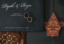Javanese Akad of Reza & Dyah by  Menara Mandiri by IKK Wedding (ex. Plaza Bapindo)