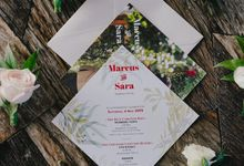 The Wedding Marcus & Sara by RIVIERA EVENT ORGANIZER