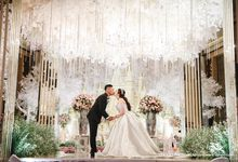 Kempinski - Edward & Wenda by Maestro Wedding Organizer