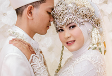 Intimate Wedding New Normal by Dreams JKT Photography