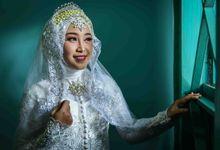 The Wedding of Yugo & Intan by Dreams Studio