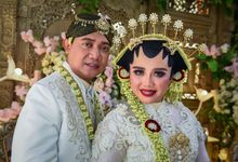 The Wedding of Ayu & Sururi by Dreams Studio