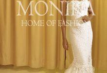 Dress - White by MONIKA WEBER Home of Fashion