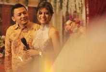 Sangjit Day - Ms. Angel & Mr Robby by Kolibree Enterprise & Entertainment