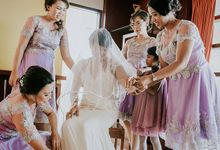 The Wedding Of - Bobby & Fika by hm photography bali