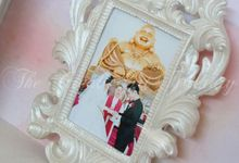 Jimmy & Ivaline Wedding Memoribilia by TGAF (The Great Art Factory)
