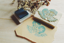 Customized Rubber Stamps by Drool Stamps