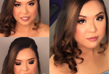 Makeup and Hair by D'rouge   by D'Rouge