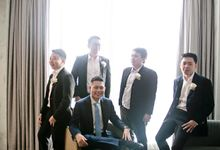 WEDDING OF WILLY & EVELYN  BY MYEL STUDIOS by Pullman Jakarta Central Park