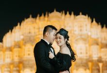 Pre-wedding Shoot of Huandy & Shelly by Henri Winata Menswear
