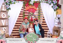 WEDDING PHOTOBOOTH SERVICES UNLIMITED PHOTO 3 HOURS by BALI PHOTO BOOTH SERVICE