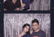 SRIPE PHOTOBOOTH by Picto Booth