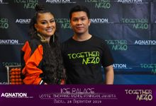 AGNATION ( Meet and Greet ) Agnesmo Fans Club by Picto Booth