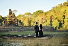Prewedding of Dison & Amanda by THL Photography