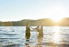 Prewedding of Dison & Amanda by THL Photography