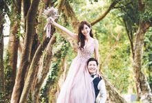 Charles & Ikke Romatic Prewedding Session by GoFotoVideo