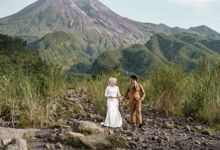 Prewedding of Radi Renna by Manne Story