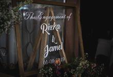 I SAID YES! | Jamel & Rizka by Numina
