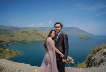 prewed Danau Toba by tobature lake toba photography