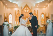 HolyMatrimony Enrico & Sarah by KianPhotomorphosis