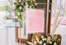 Intimate Wedding of Ethan & Lucy by Bali Wedding Atelier