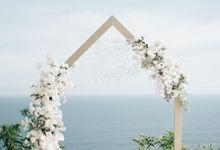 Elvan & Novel by Sweetbella Florist & Decoration