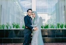 Intimate Wedding From Icha & Alfa by Foryou Photography