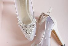 Ivana Wedding Shoes by Marry Me Bridal Shoes