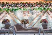 The Wedding Of E & E by GLORIOSA DECORATION