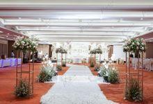 City Walk Gajah Mada, 21 Sep '19 by Pisilia Wedding Decoration