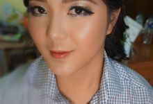 Prewedding Makeup by VM Makeupartist