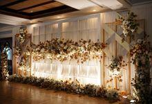 Aldo & Nina Wedding At Ceria Room Shangrila by Fiori.Co